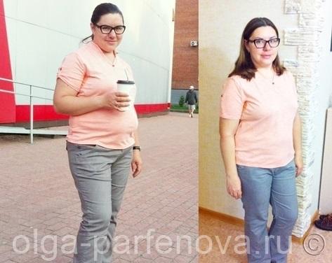 похудела на 4 кг в Томске