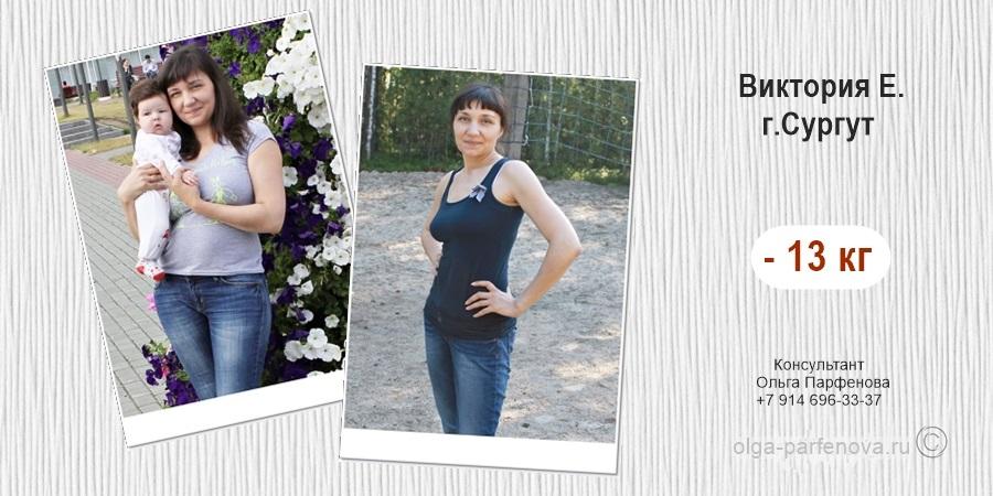 Реальная история похудения с фото в Сургуте