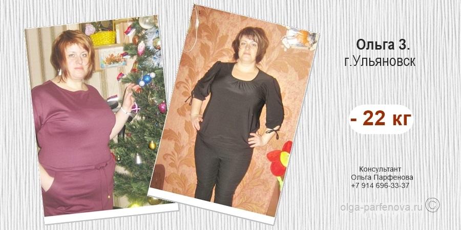 Реальная история похудения с фото до и после в Ульяновске