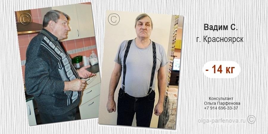 Истории похудения после 40 лет